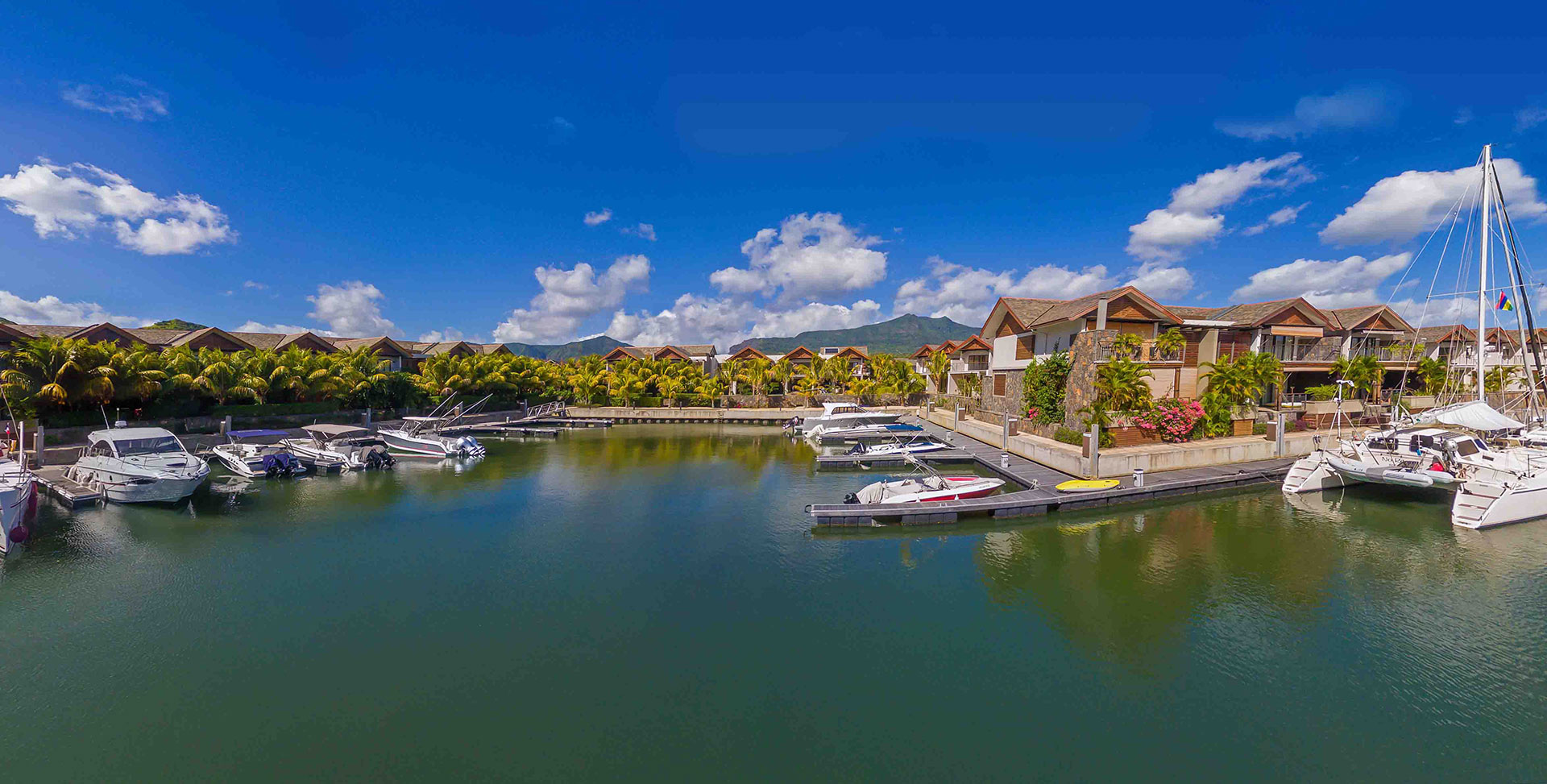 Discover la Balise Marina | The only residential Marina in Mauritius